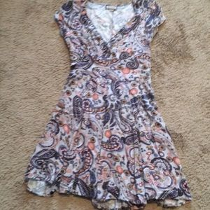 Very Nice Women's Size Small Dress (Unique Design)